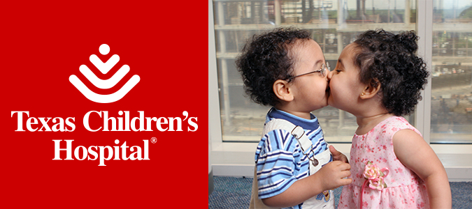 Texas Children's Hospital | It's Valentine's Day! Donate now!
